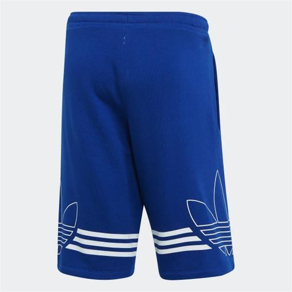 ADIDAS SHORT OUTLINE - BLU - EJ8791