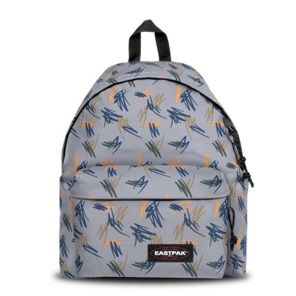 EASTPAK ZAINO PADDED PAK'R - SCRIBBLE LOCAL/ LILLA SCRITTE - EK620-95X