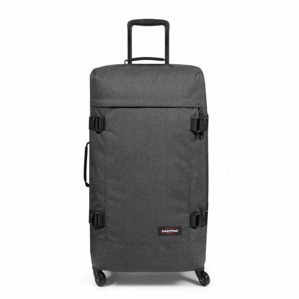 EASTPAK TROLLEY TRANS4 L - BLACK DENIN/NERO MELANGE -  EK82L-77H
