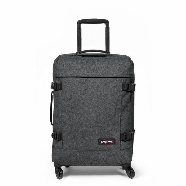 EASTPAK TROLLEY TRANS4 S- BLACK DENIM /NERO MELANGE -  EK80L-77H