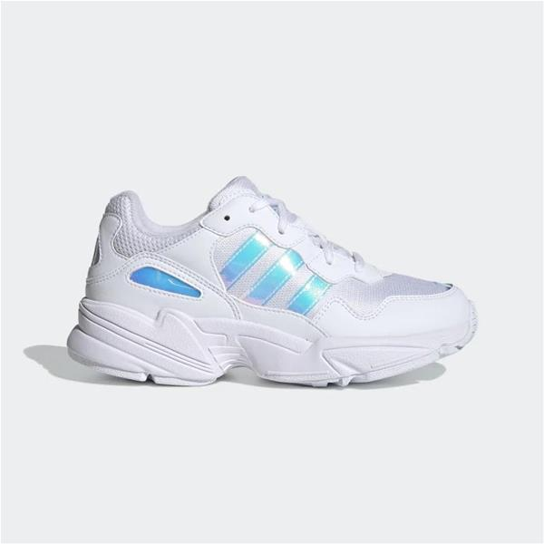 ADIDAS YUNG-96 J - BIANCO/ARGENTO - EE6737