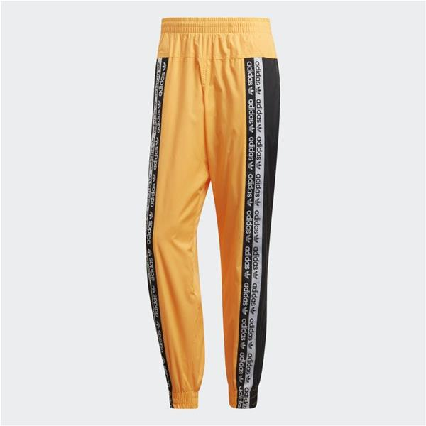 adidas pantaloni arancioni