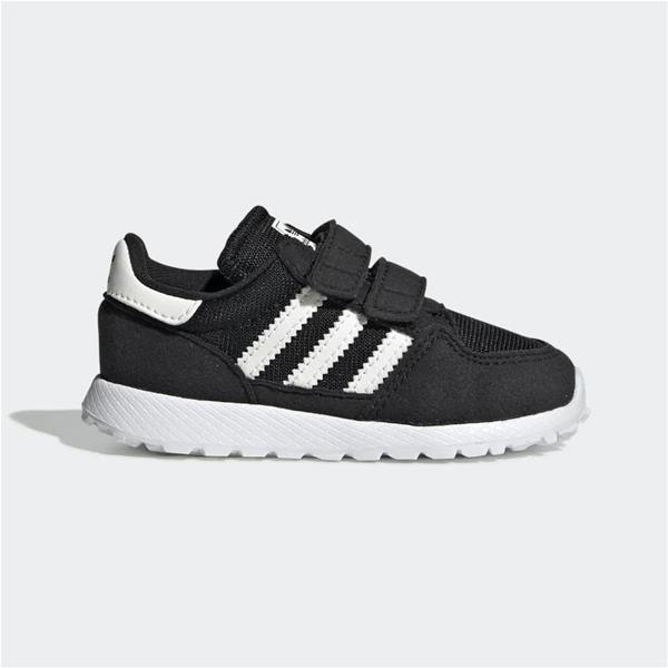 ADIDAS FOREST GROVE CF I - NERO/BIANCO - EE6590