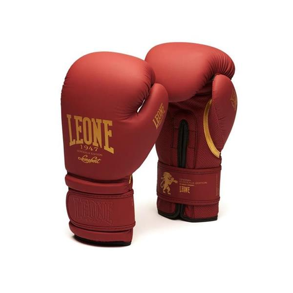 LEONE GUANTONI BOXE BORDEAUXEDITION 10 OZ - BORDEAUX - GN059X-15/10