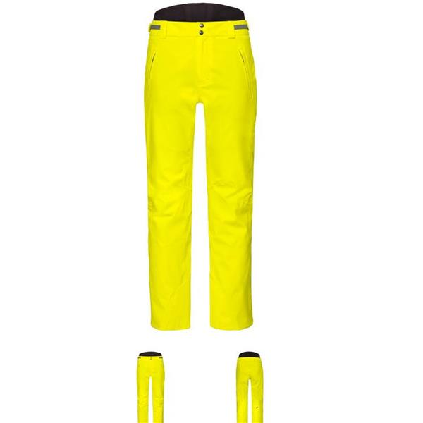 HEAD PANTALONE SUMMIT - GIALLO - 821179-YW