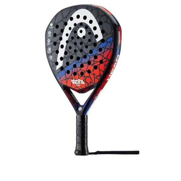HEAD GRAPHENE TOUCH DELTA ELITE PRO C/CB - NERO/AZZ/RSSO -228108