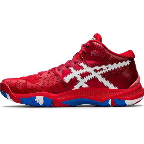 ASICS VOLLEY ELITE FF MT - ROSSO - 1051A040-600
