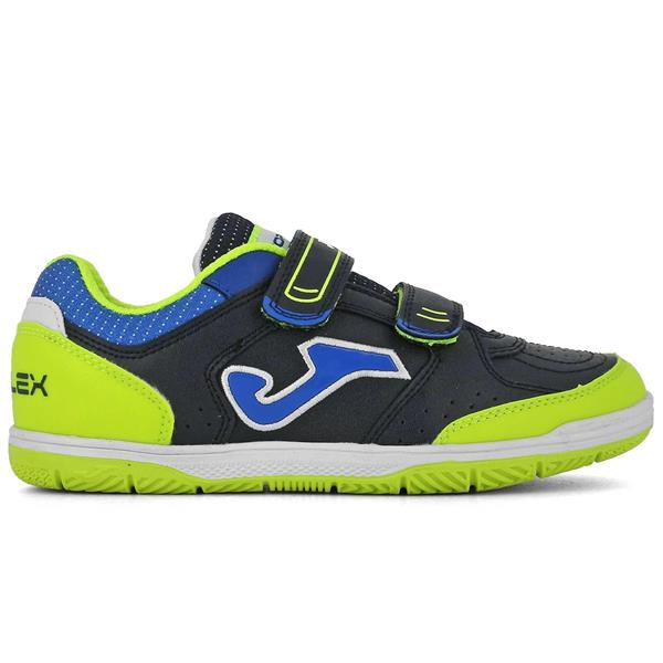 JOMA  TOP FLEX 803 JR - BLU/VERDE - TOVJW.803.IN