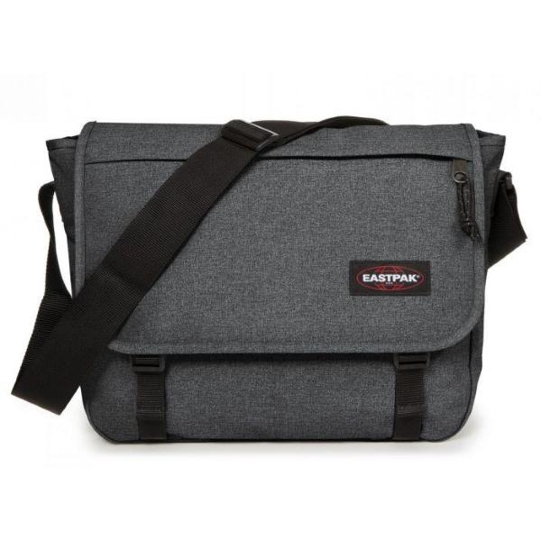 EASTPAK DELEGATE+ - BLACK DENIM - EK26E-77H
