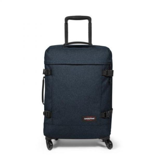 EASTPAK TROLLEY TRANS4 S-TRIPLE DENIM - EK80L-26W