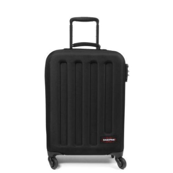 EASTPAK Trolley TRANZSHELL S BLACK - NERO -EK73F-008