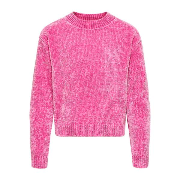 ONLY PULLOVER KONANCIA - ROSA FLUO - 15211920