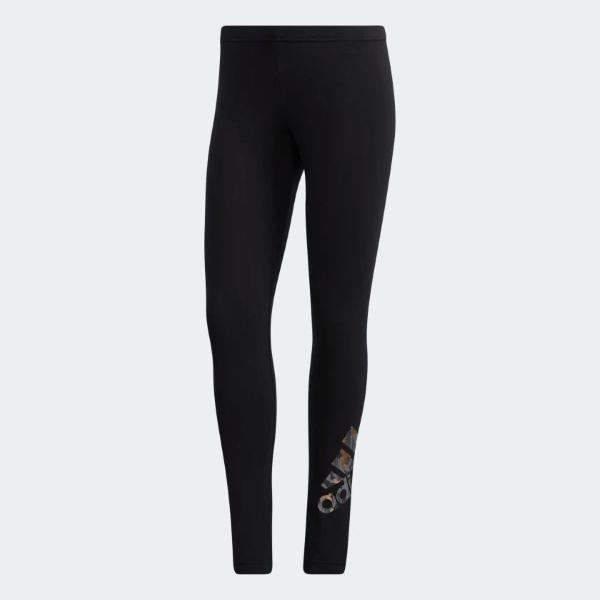 ADIDAS  LEGGINGS  U4U - NERO - GG3407