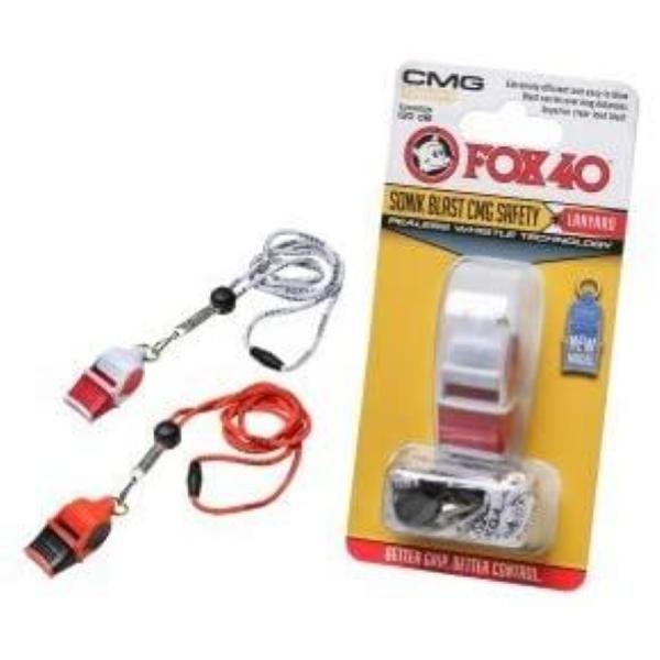 EFFEA FISCHIETTO FOX  40 SONIK CMG - NERO - 6702