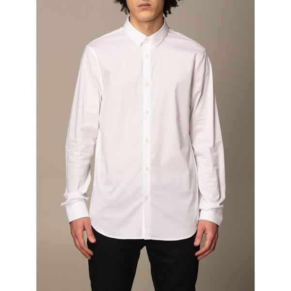 A/X ARMANI EXCHANGE CAMICIA - BIANCO - 8NZC31ZN28Z-1100