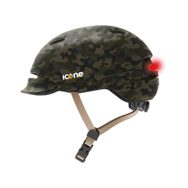 ICON.E HELMET AIR  - CAMOUFLAGE GREEN - 221243