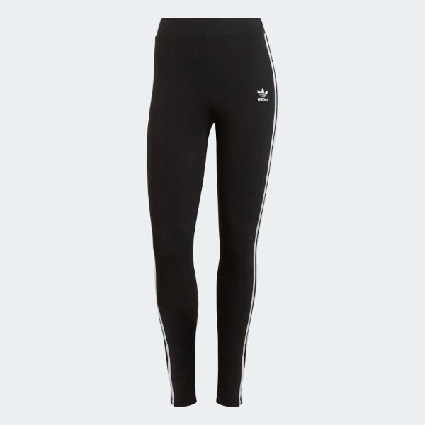 ADIDAS LEGGINGS 3 STR TIGHT - NERO - GN4504