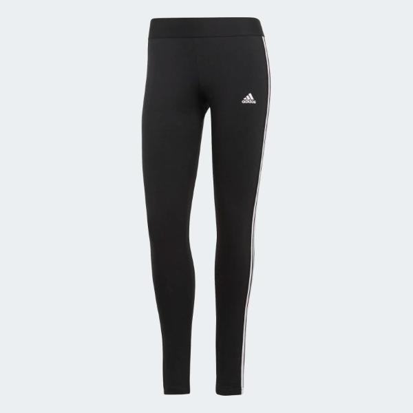 ADIDAS LEGGINGS 3S - NERO - GL0723