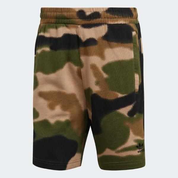 ADIDAS SHORT CAMO - CAMOUFLAGE - GN1887