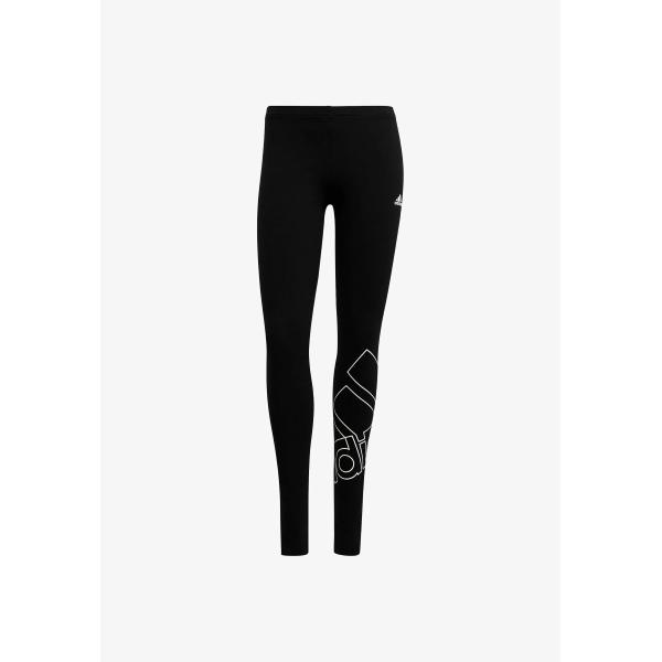 ADIDAS LEGGINGS FAV Q1 W - NERO - GM5535