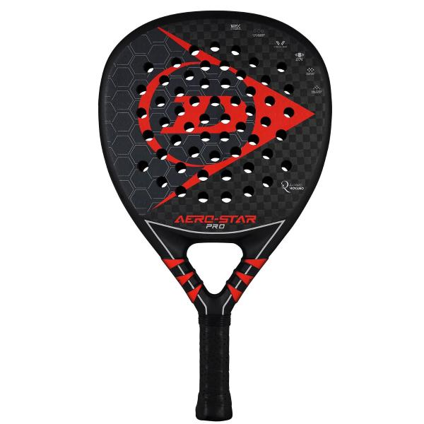 DUNLOP PDL AERO-STAR  - NERO/ROSSO-10312141