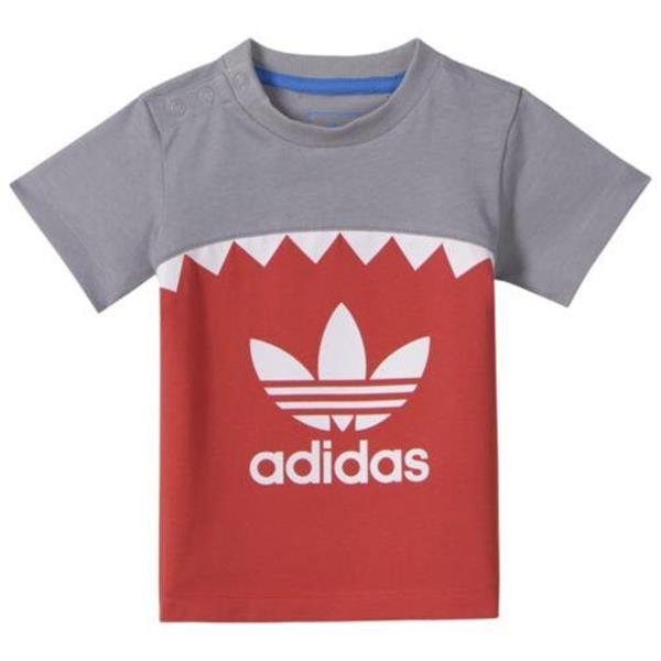 ADIDAS T-SHIRT SHARKTEE  INFANT