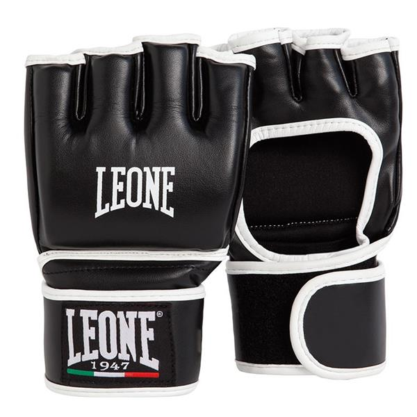 LEONE Guanti MMA CONTACT - NERO -  GP095-01