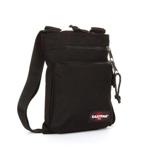 EASTPAK  RUSHER TRACOLLA -  Black /NERO -  EK089-008