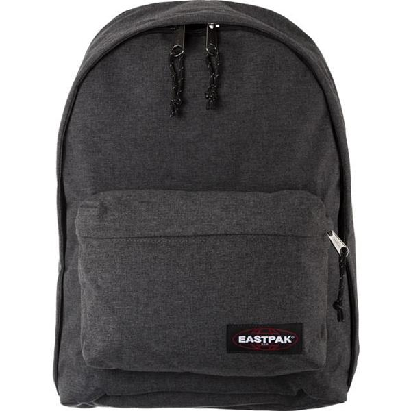 EASTPAK ZAINO OUT OF OFFICE - BLACK DENIM /NERO MLG -  EK767-77H