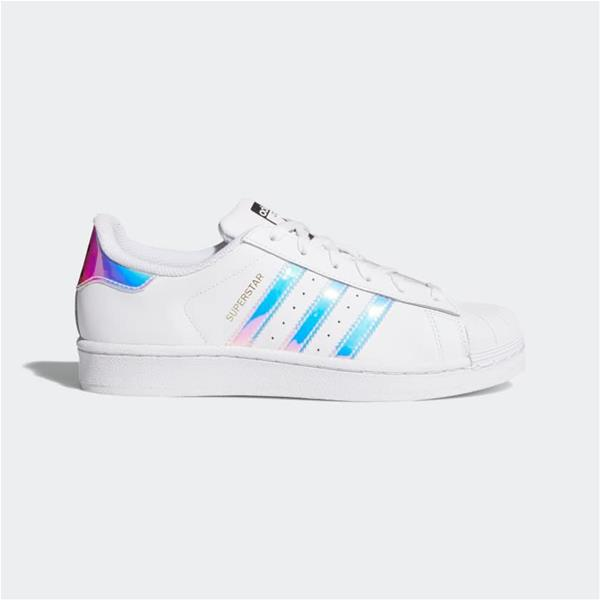 big sale 59ef7 7c42f ... closeout adidas superstar jnr bianco argento aq6278 e26d6 be713