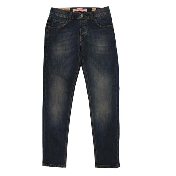 ATTREZZERIA 33 JEANS - INDACO STONE WASHED - P3312-93