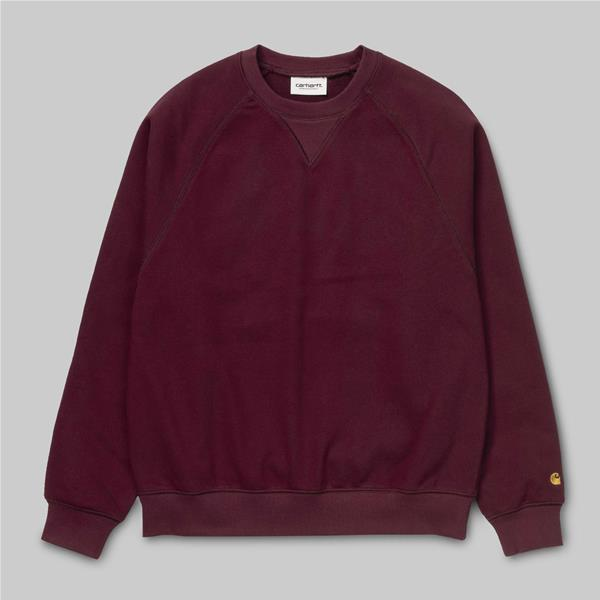 cheap for discount 68411 be4a5 CARHARTT FELPA - BORDEAUX - I026383.884.90 (M)