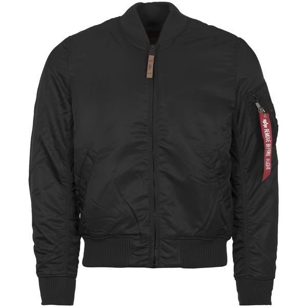 ALPHA INDUSTRIES GIACCA MA-1 VF 59 - NERO - 191118-03