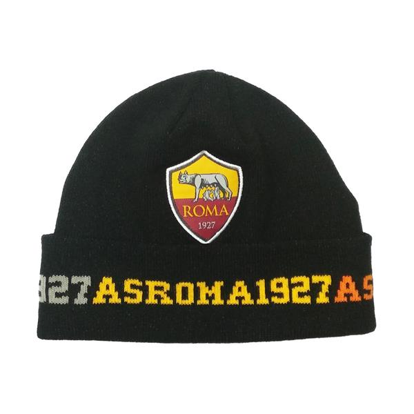 AS ROMA CAPPELLO PATCH - NERO - SPZK01BK