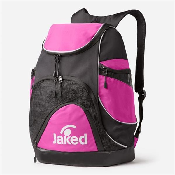 JAKED ZAINO XL ATLANTIS - NERO/FUXIA - JSBOX99017-35
