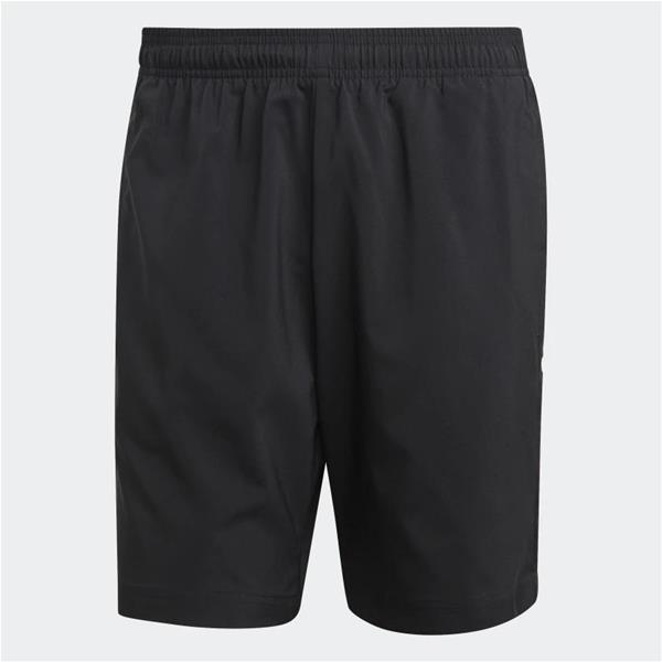 ADIDAS SHORT ESSENTIALS LINEAR - NERO - DQ3074