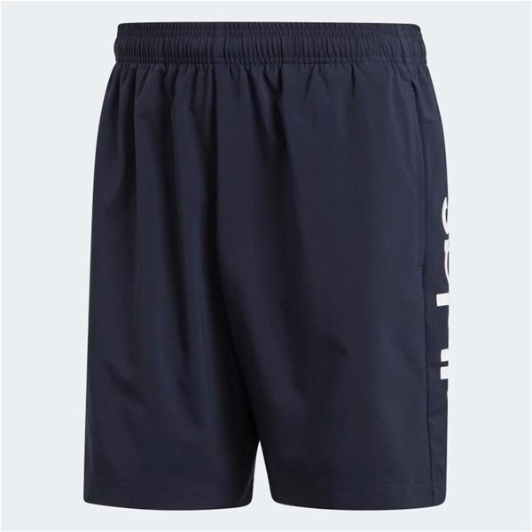 ADIDAS SHORT ESSENTIALS LINEAR - BLU - DU0418