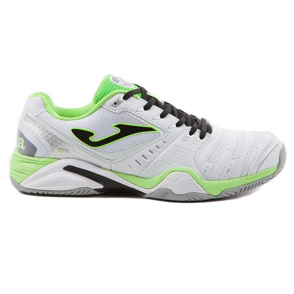 JOMA SET 702 PADEL- BIANCO/VERDE - T.SETS-702