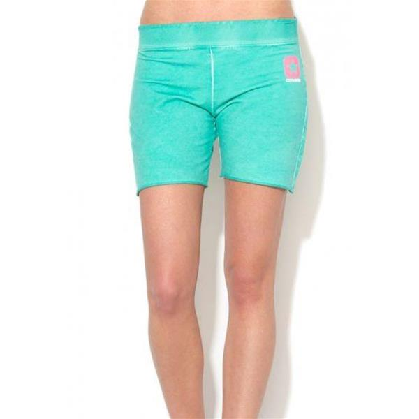 CONVERSE SHORT ROLL UP DONNA- VERDE SMERALDO - 10004902-A03