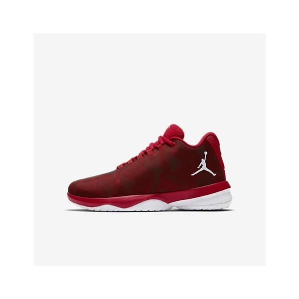 NIKE JORDAN FLIGHT BG JUNIOR - ROSSO - 881446-600