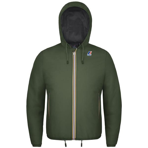 KWAY GIACCA RIPSTOP MARMOTTA INFANT- VERDE - K0063G0B-925