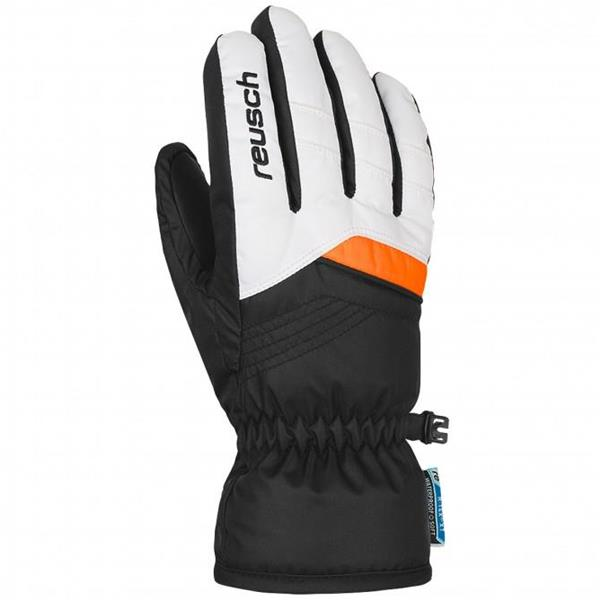 REUSCH GUANTOBENNET R-TEX JUNIOR - BIANCO/NERO/ARC - 4761206-192