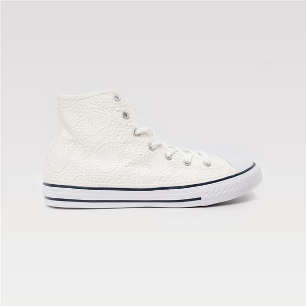 CONVERSE ALL STAR CT HI - BIANCO - 661036C