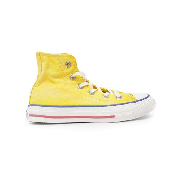 CONVERSE ALL STAR HI LEMON - GIALLO/BIANCO - 661014C-747