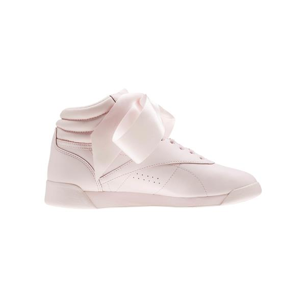 REEBOK FREESTYLE HI SATIN BOW - ROSA - CM8905