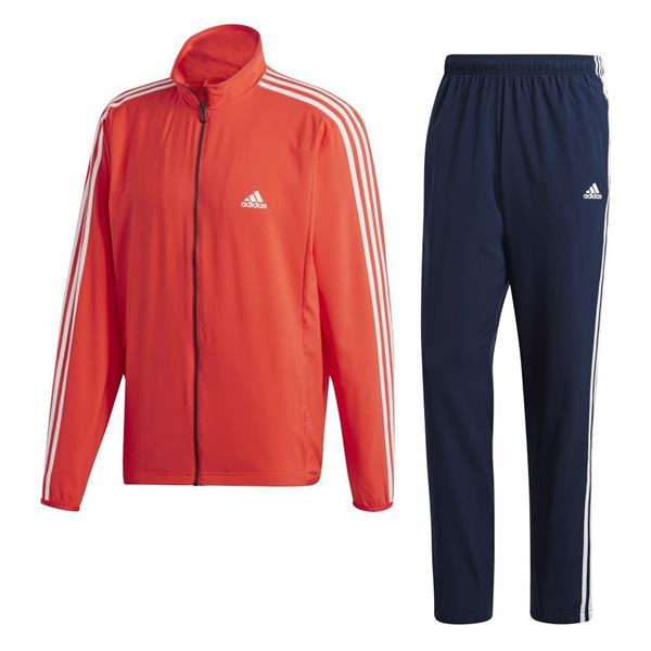 ADIDAS TUTA WV LIGHT TS - ARANCIONE/BLU  - CD6605