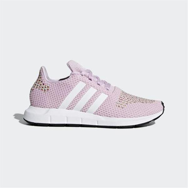 ADIDAS SWIFT RUN W - ROSA/BIANCO - CQ2023