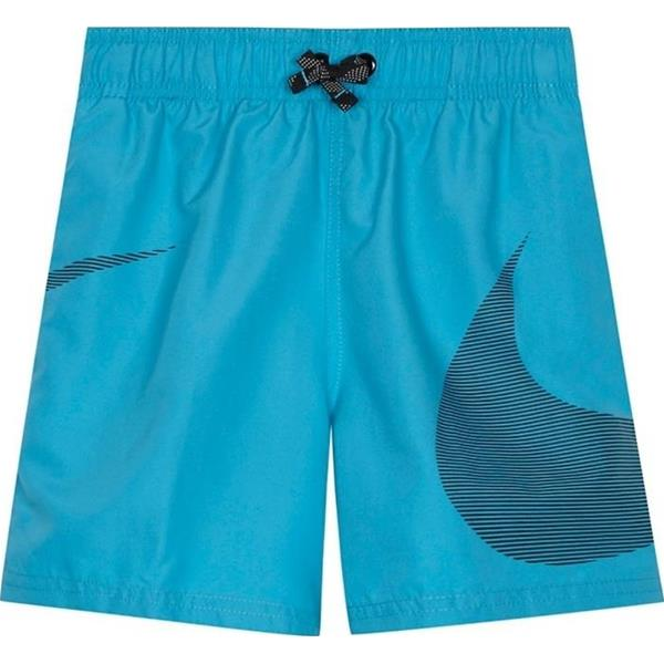 NIKE BOXER 4 VOLLEY JNR - TURCHESE/NERO- NESS8653-430