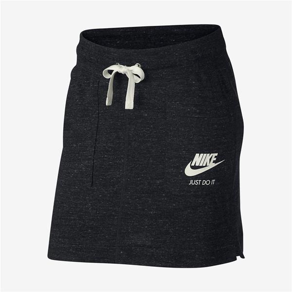 NIKE GONNA NSW GYM VINTAGE - NERO MELANGE - 883976-010