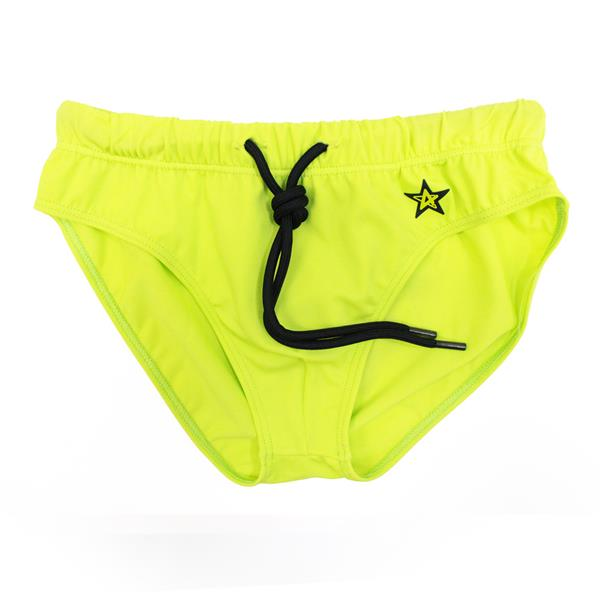 4GIVENESS SLIP JAMES BOYS TUCANS BASIC - VERDE FLUO - FGB00028-169
